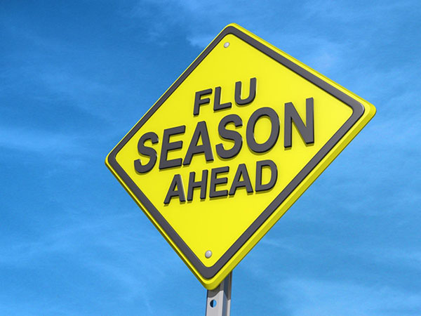 PAMPA Pediatrics is scheduling patients for the flu vaccine