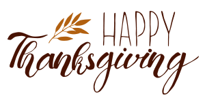 Happy Thanksgiving from PAMPA Pediatrics