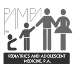 PAMPA Pediatrics | Pediatricians in North Atlanta logo for print